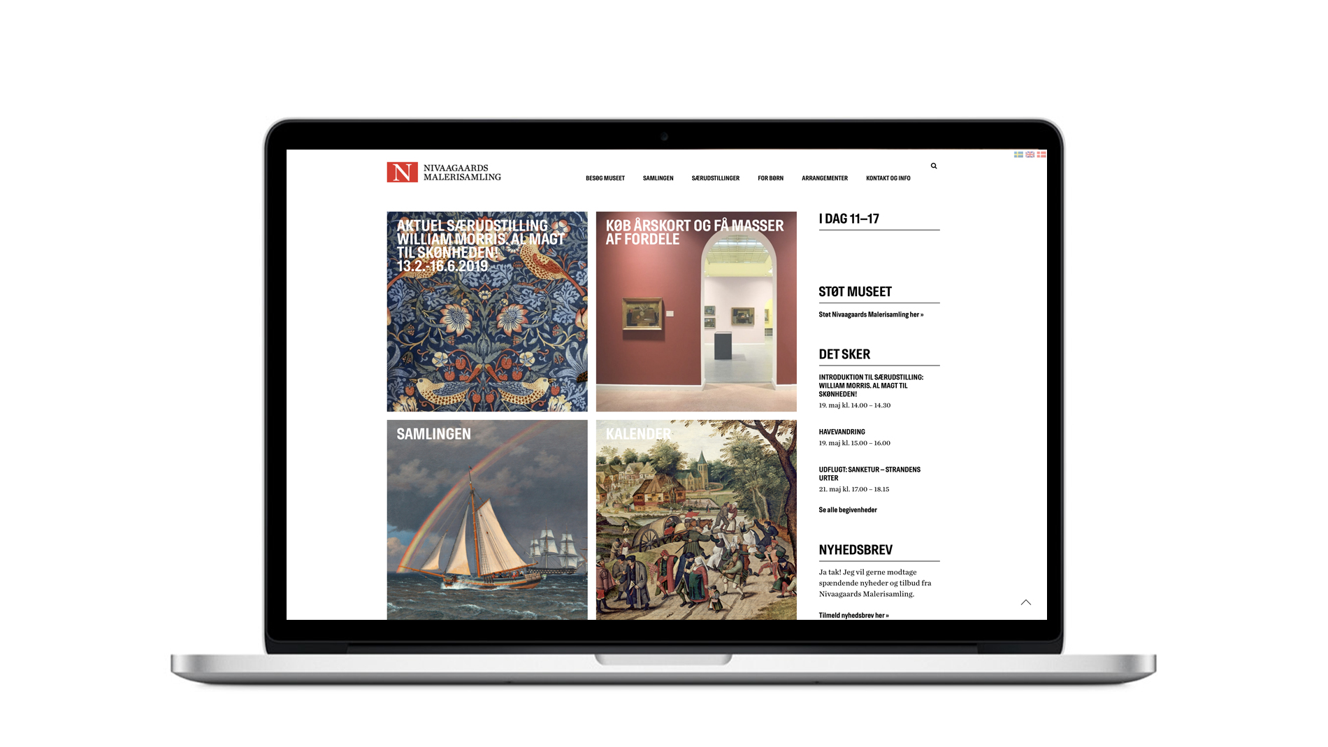 Hjemmesider